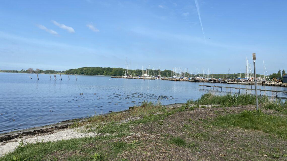 Øhavsstien fra Fjællebroen – Faaborg. 15 km.