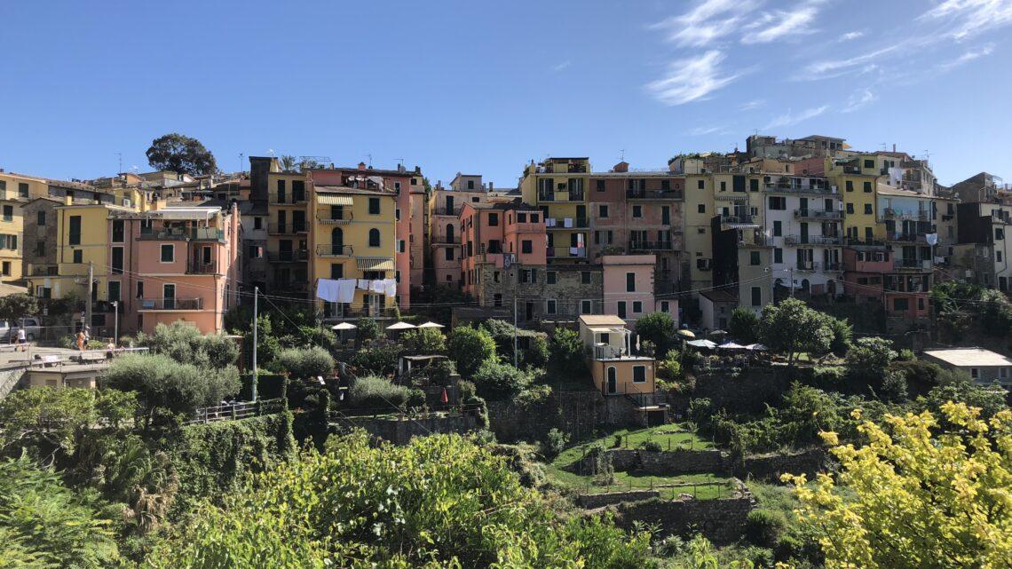 Italien, Cinque Terre. Riomaggione – Volastra – Manarola