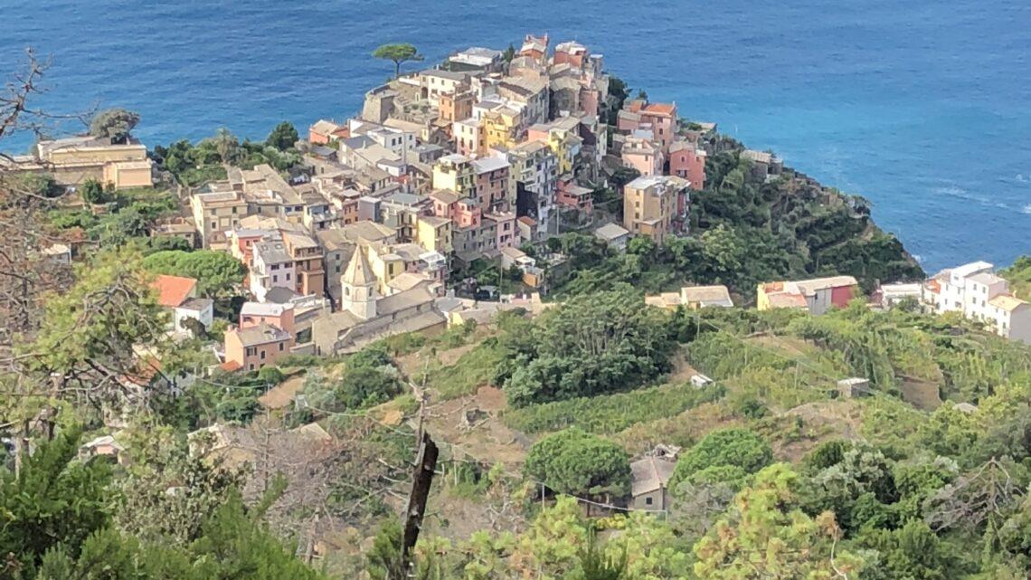 Italien, Cinque Terre. Levanto – Monterosso – Vermotta