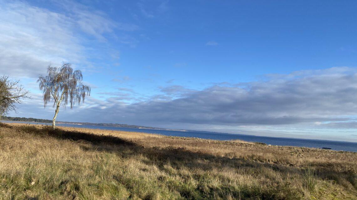 Lundø rundt, Skive fjord. 14 km.