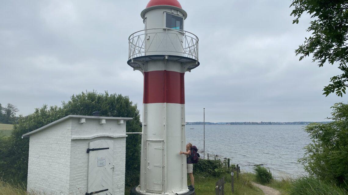 2. etape: Sønderhav – Iller Strand. 20 km.
