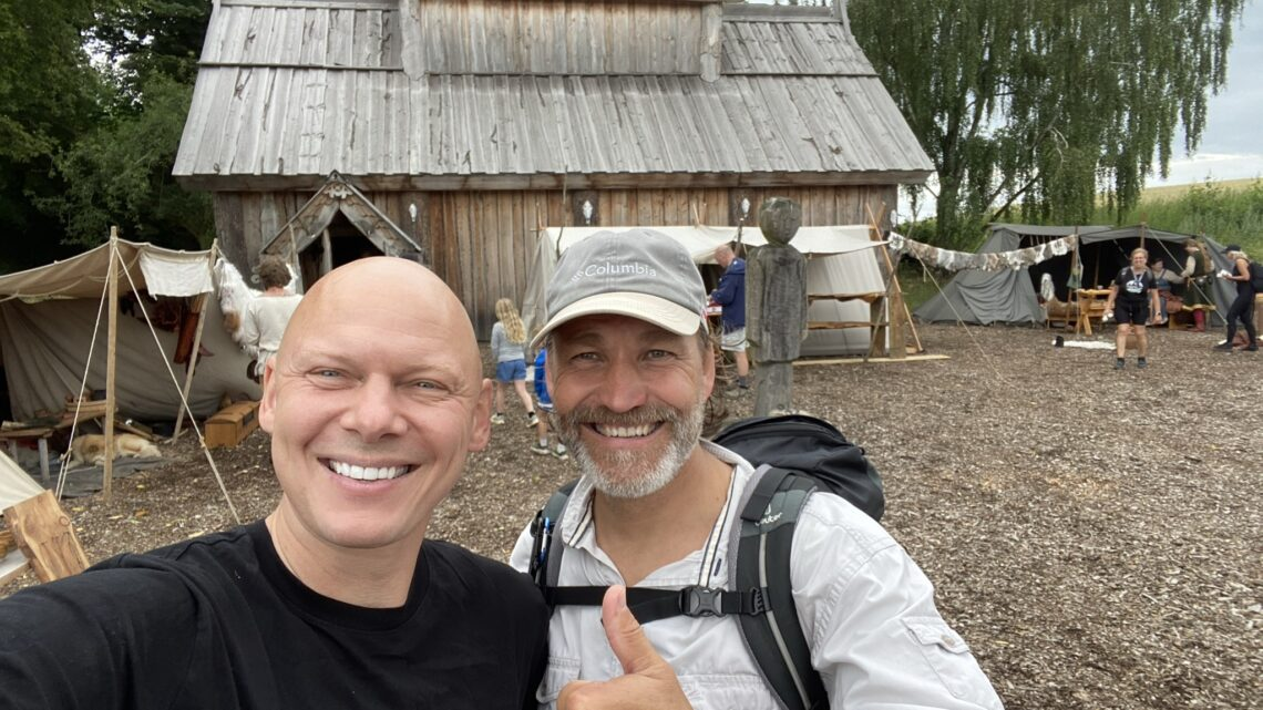 Viking walk, Ravnsborg