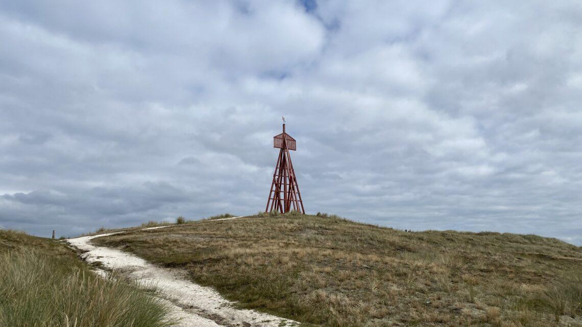 Fanø: Sønderho. 14 km.